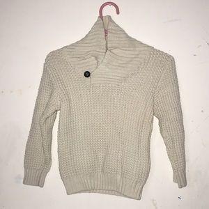 H & M Cream Sweater